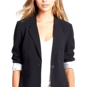 Kensie | Rebekah Stretch Crepe Stitch Fix Blazer